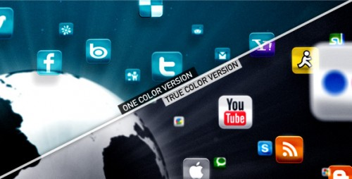 Social Network - After Effects Project (Videohive)