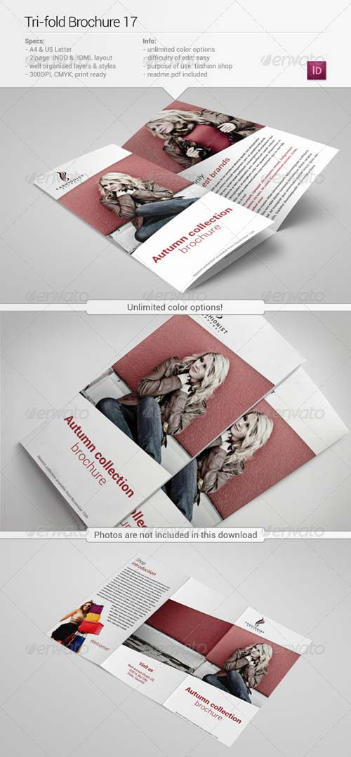 GraphicRiver Tri-Fold Brochure 17