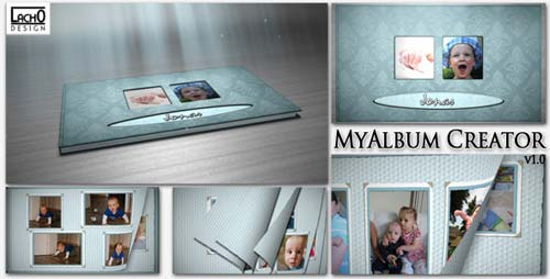 My Album Creator - After Effects Project (Videohive)