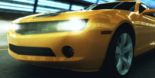 Cinematic Car Transformer - After Effects Project (Videohive)