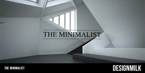 The Minimalist - After Effects Project (Videohive)