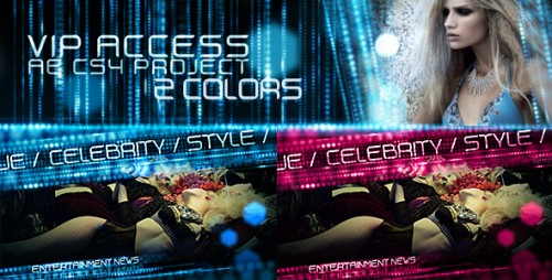 VIP Access - After Effects Project (Videohive)