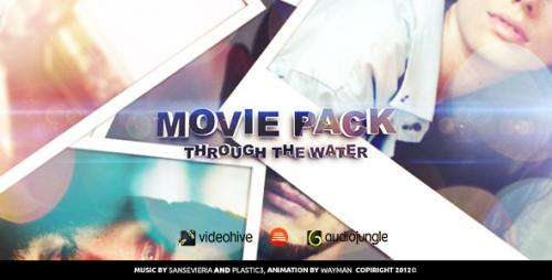 Movie Pack - Through The Water - After Effects Project (Videohive)