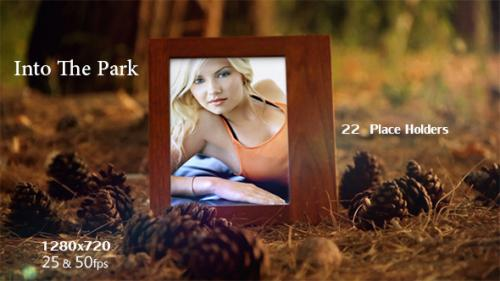 Into The Park V1 - After Effects Project (Videohive)