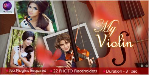 My Violin - After Effects Project (Videohive)