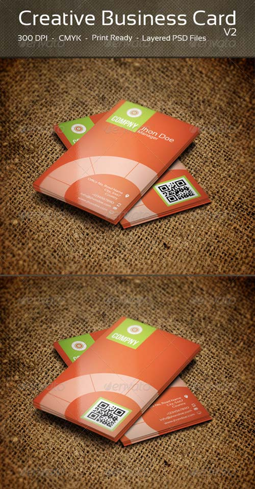 GraphicRiver Creative Business Card 2