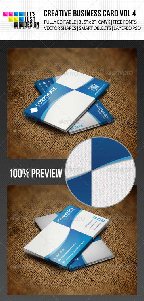 GraphicRiver Creative Business Card Vol 4