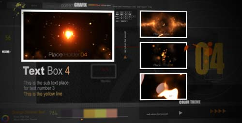 Black Mamba CS4 - After Effects Project (Videohive)