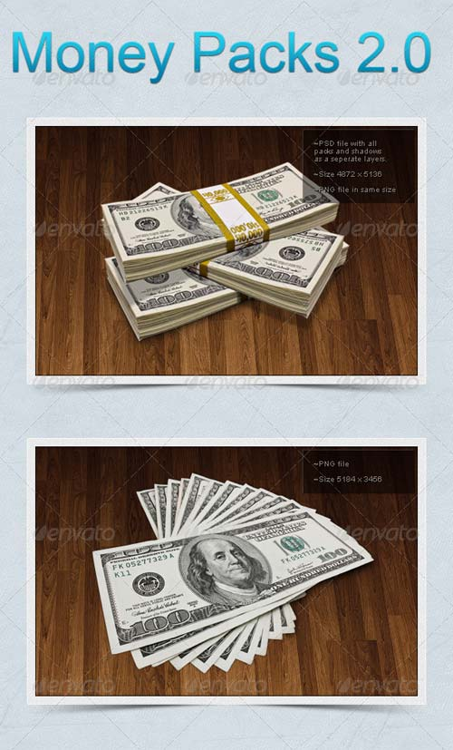 GraphicRiver Money Packs 2.0
