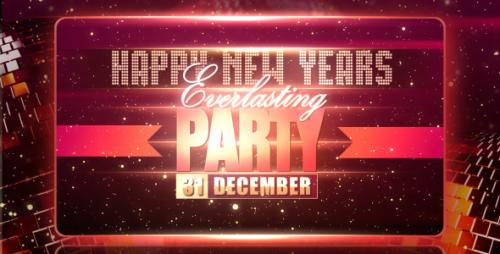 New Years Party - After Effects Project (Videohive)