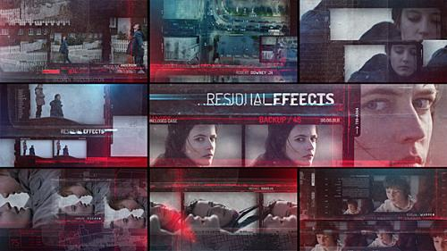 Residual Effects - Movie Opening Titles - After Effects Project (Videohive)