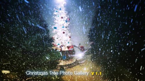 Christmas Tree Photo Gallery - After Effects Project (Videohive)