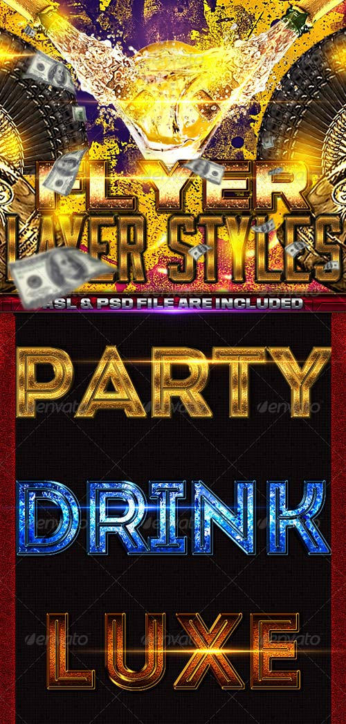 GraphicRiver Flyers Styles