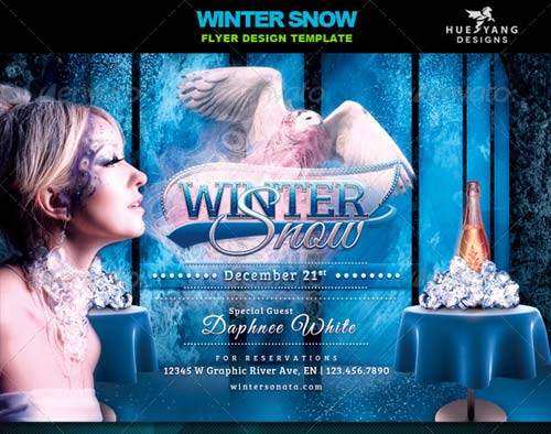 GraphicRiver Winter Snow