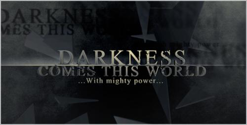 Darkness Falls - After Effects Project (Videohive)