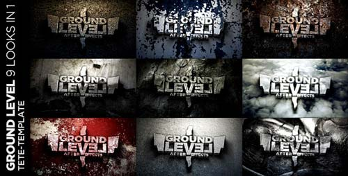 Ground Level - After Effects Project (Videohive)