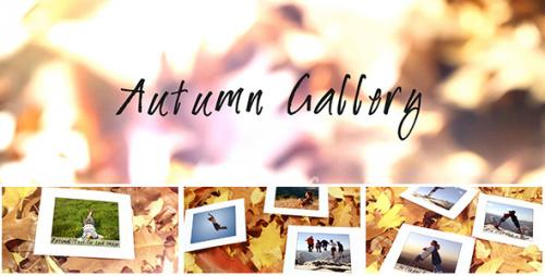 Autumn Gallery - After Effects Project (Videohive)