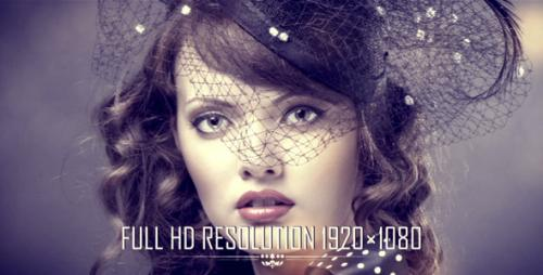 Vintage Projector - Photo Album - After Effects Project (Videohive)