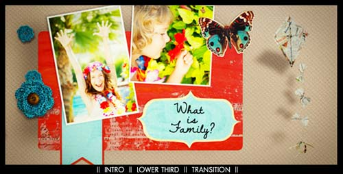 Scrapbooking Story Pack - After Effects Project (Videohive)