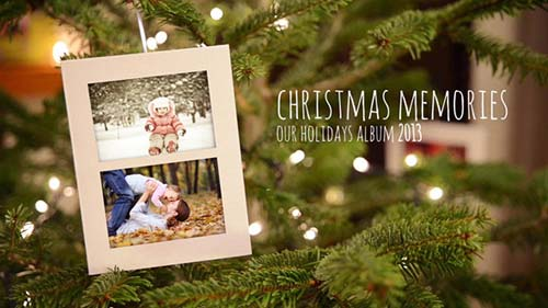 Christmas Photo Gallery - After Effects Project (Videohive)
