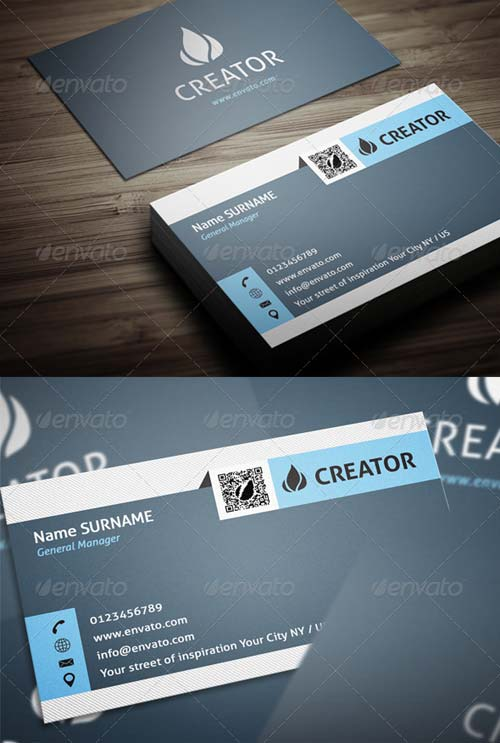 GraphicRiver Business Card 10