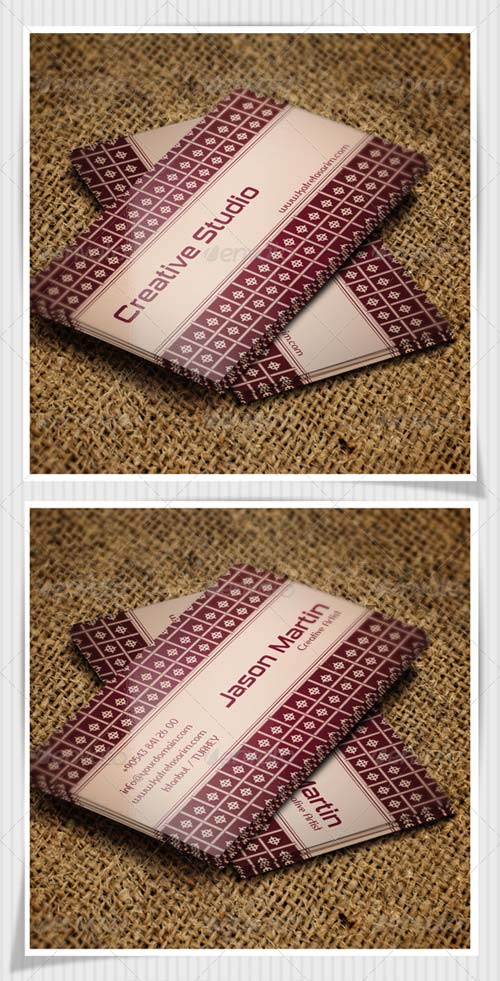 GraphicRiver Creative Business Card - 62