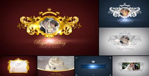 Royal Wedding Vintage Elegant Pack - After Effects Project (Videohive)