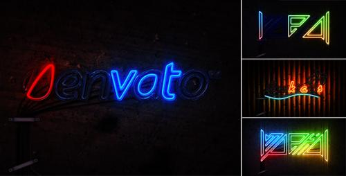 Neon Light - After Effects Project (Videohive)
