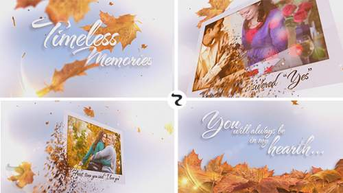 Timeless Memories - After Effects Project (Videohive)