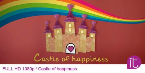 Castle of Happiness - After Effects Project (Videohive)