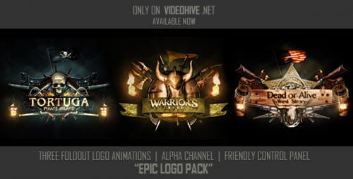 Epic Logos Pack - After Effects Project (Videohive)