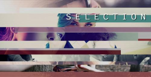 Selection - After Effects Project (Videohive)