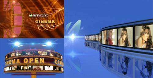Broadcast Design Cinema Opener - After Effects Project (Videohive)