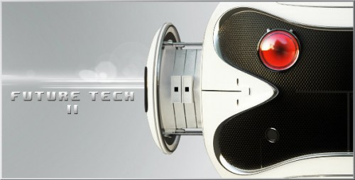 Future Tech II - After Effects Project (Videohive)