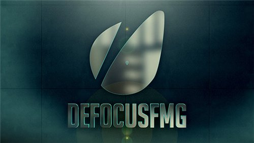 3D Element Title and Logo - After Effects Project (Videohive)