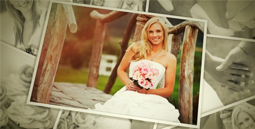 Wedding Photos - After Effects Project (Videohive)
