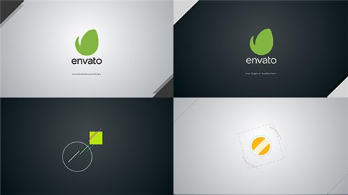 Dynamic Logo Intro - After Effects Project (Videohive)