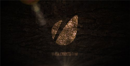 Glitter Logo - After Effects Project (Videohive)