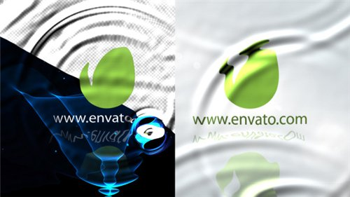 Elegance Water Ripple Logo - After Effects Project (Videohive)