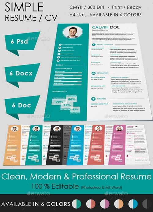 Graphic River Resume Resume Ideas