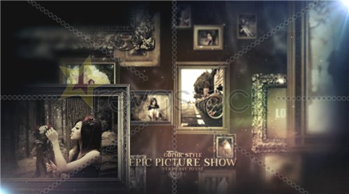 Epic Picture Show - After Effects Project (RevoStock)