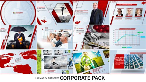 Corporate Pack - After Effects Project (Videohive)