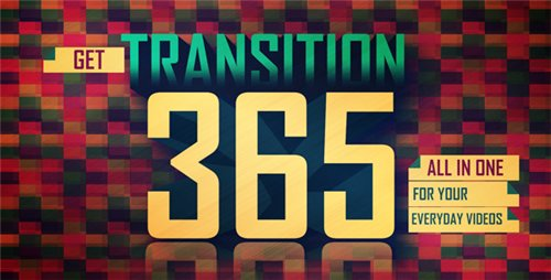 Transitions 9741532 - After Effects Project (Videohive)