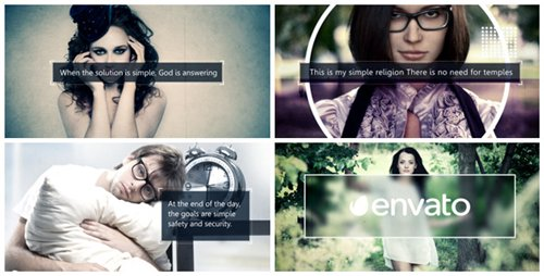 Dynamic Opener - After Effects Project (Videohive)