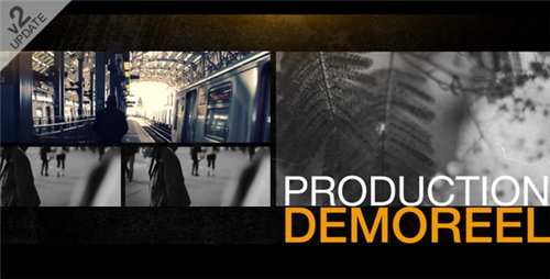 Production Demo Reel - After Effects Project (Videohive)