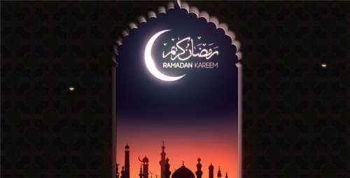 Ramadan Logo Reveal - After Effects Project (Videohive)