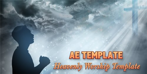 Worship Heaven - Title Opener - After Effects Project (Videohive)