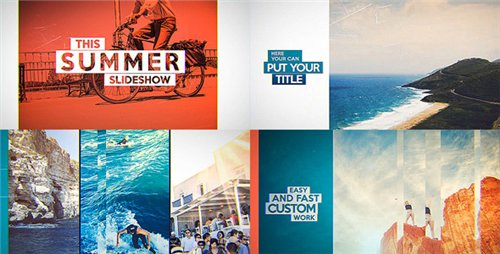 Favorite Slideshow V2 - After Effects Project (Videohive)