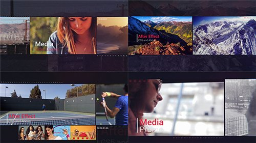 Inspired Video Reel - After Effects Project (Videohive)