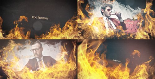 In Flames - An Epic Dynamic Opener - After Effects Project (Videohive)